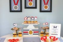 Olympic Party / by Jessi Johnson Clement
