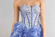 Prom and Evening Gowns / by Ronda Prescott