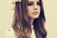 Lana Del Rey / by Chie Fujimoto