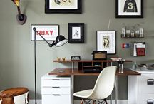 Workspace / by Michael Calin