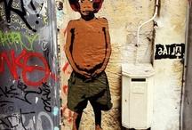 Paris Street Art / by Paris Vacation Rentals - CobbleStay.com