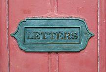 Attention Postman / by Gypsy Thread ~ Carey