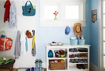 Basement/Mudroom / by Tina Koert