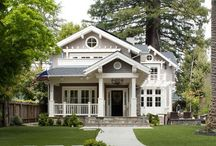 Craftsman Style Homes / by Mel Hiebert