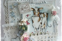 Cards I like (Shabby chic) / by Dorthe Pabst