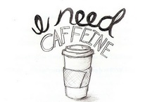 I <3 coffee :-D  / by Abby Ruiz