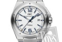 IWC / International Watch Co, also known as IWC, is a high-end Swiss watch manufacturer with a passion for innovation and technical inventiveness. / by Fox's Gem Shop