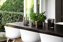 Dining Rooms / by Katrina Chambers