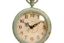 Clocks / by Barbara Muder