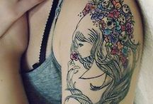 tatts / by Victoria Powell