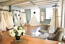 Wedding ~ Boutiques / by Aphrodite's World / Weddings
