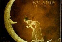La Luna / by Janet Sommer