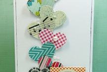 card ideas / by Annie Wacker