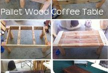 Recycled pallets / by Brigette Lawson