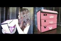 DYI & Crafts! / by Diana Mejia