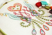 Crazy Quilt stitches / by Barb Ridenour