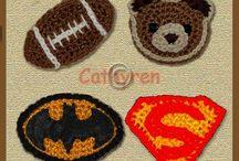 Crochet super heros / by Kristen Ardeneaux
