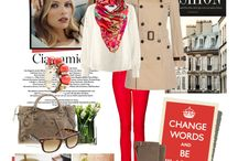 Style - Trenchcoats - not just for rainy days! / by Cammie Hackney