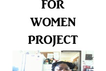 Women For Women  Project / The Women For Women Project is implemented to help women with consulting information in starting their own businesses, how to do research of obtaining the information in starting their own businesses. The Gift Of A Helping Hand Charitable Trust will provide this consulting free of charge for low-income women looking to become self-sufficiency and starting their own business. / by Gift Of A Helping Hand Charitable TR