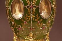 Faberge old and Original / by Candy Spelling