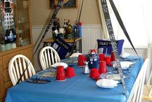 Doctor Who Party / by Teresa Cook