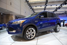 Ford Escape  / Experience a versatile and outstanding sports utility vehicle.  Any driving experience will be altered after sitting behind the wheel of this smart, high tech, fuel efficient vehicle.   / by Ford Canada