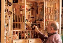 Woodworking / by Jan Ostlund