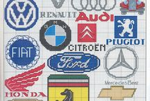 Cross Stitch Planes, Trains, & Automobiles / by Velle Mere Lyons