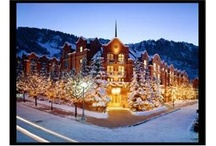 Aspen Vacation Ideas for All Seasons / Sharing lodging, travel, skiing and food ideas for your next visit to Aspen.  / by VacationRoost