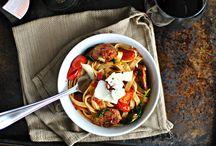 Pasta / by Rachel Cooks | Rachel Gurk