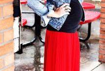 Maternity & Postpartum Fashion / by Erica N Steven Peterson