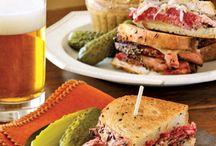 Sandwiches....Sides....Salads....Soups...Sauces / by The Primitive Pumpkin