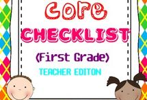 First grade / by Brittany Issler