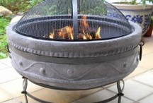 Outdoor Fireplaces / by Pro Home Stores