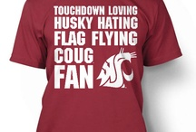 I left my ♥ in the 509 / Coug and WSU ♥ / by Amy Robinson