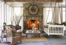 outdoor spaces / by Deana Kerr
