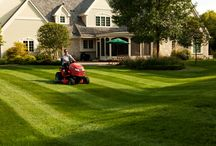 Riding Tractors / Our lawn, garden and yard tractors will help keep your lawn looking its head-turning best. / by Simplicity