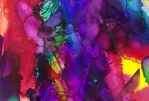 Color My World / Bold, bright color / by Vicki Vaun