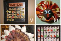 thanksgiving / by Lisa Pierce