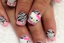 Hello kitty.  / by Dy'Sha Cole