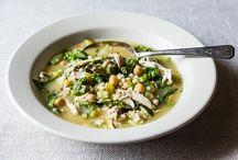 Soups / by Bottlerocket Wine & Spirit