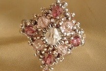 B-did Rings / by I'm Loving Beads Nancy Gound