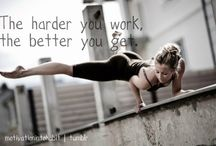 Yoga & Pilates Inspiration / by Shae Cabby