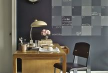 interior design.office / by Maria Gall