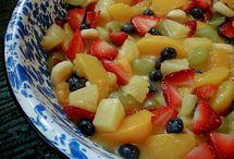 Food Feast - Salads / Fruit and vegetable salad recipes / by ElizaBeth Harger