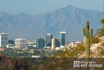 Phoenix, AZ / Moving & storage tips for those new to the beautiful city of Phoenix, Arizona. / by Uncle Bob's Self Storage