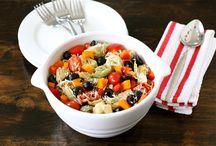 Recipes - Salads / by Kit Brooks
