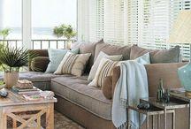 Sofa ideas / by Charlotte Sedgley