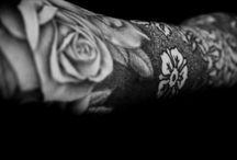 Tattoos / by Ashlyn Borden