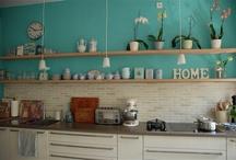 Design: kitchen / by Katie Phares